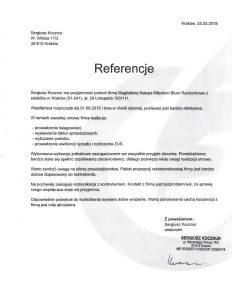 referencje SK (Copy)